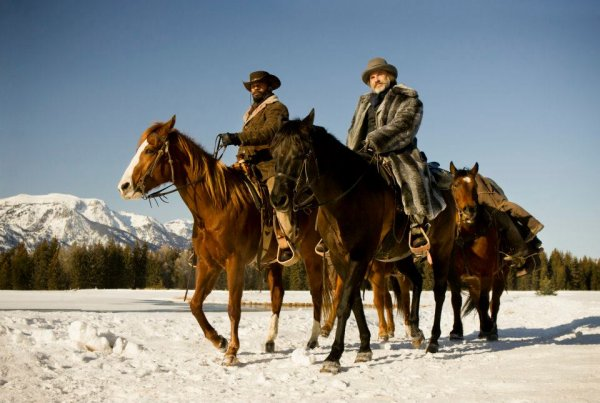 """""""Django Unchained"""" Up For Four Oscar Nominations"""