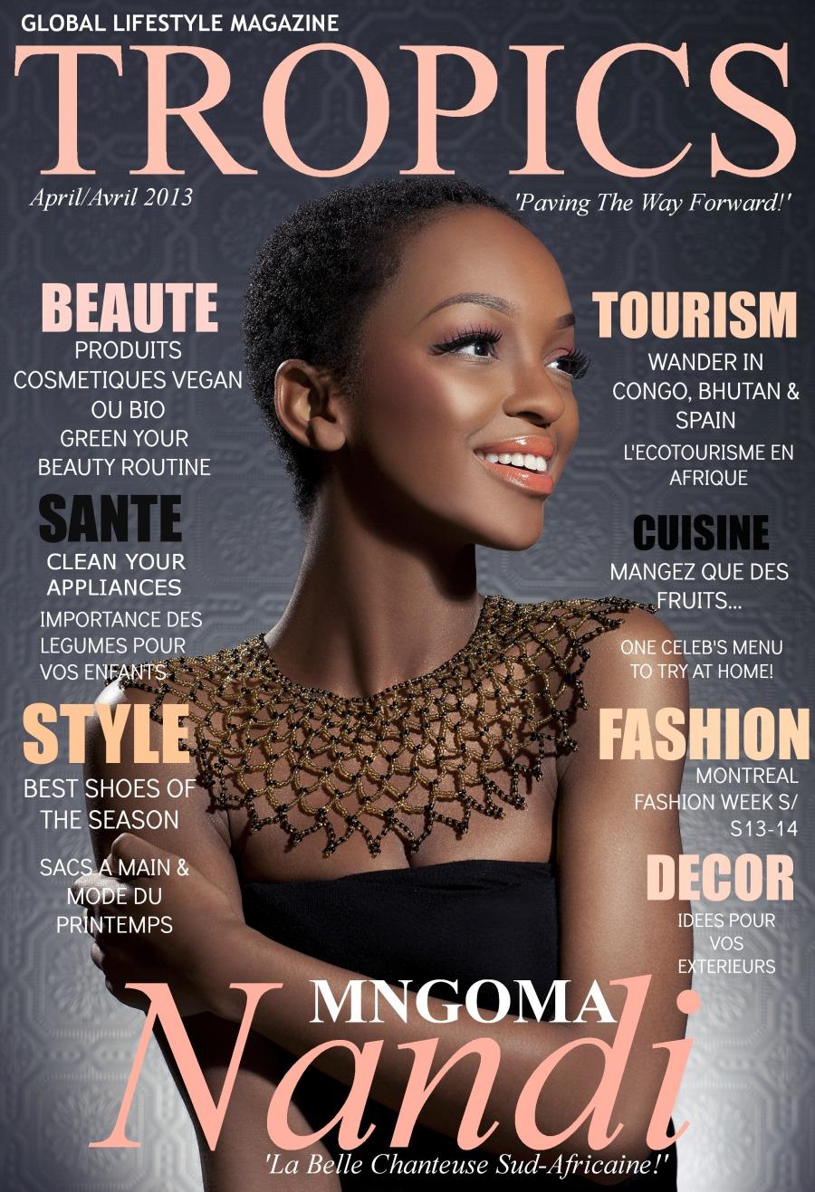 Tropics Magazine (April 2013)