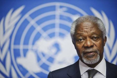 SWITZERLAND-UN-SYRIA-ANNAN-MOOD-VIOLENCES