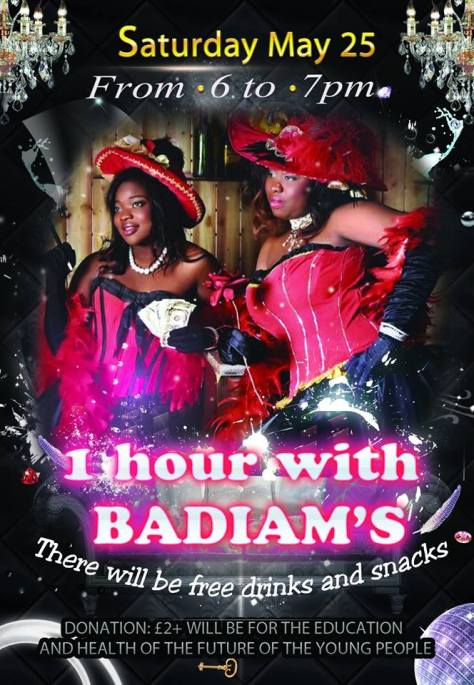 Badiams-Flyer