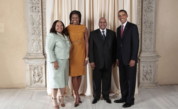 Photo: Lawrence Jackson/White House