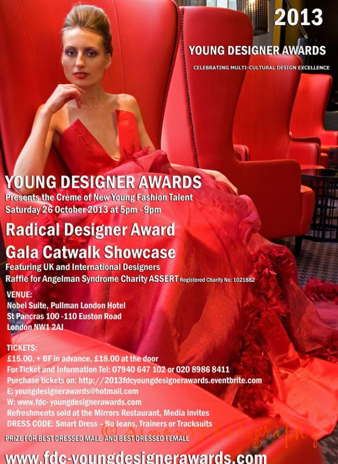 Fashion Designers and Craft makers (FDC) Young Designer Awards 2013
