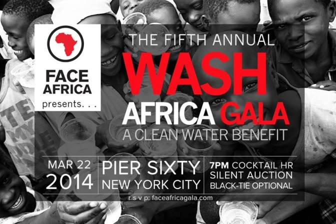FACE Africa 5th Annual WASH Gala
