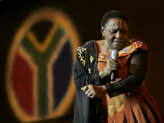 South African Music Legends Honoured with Stamps