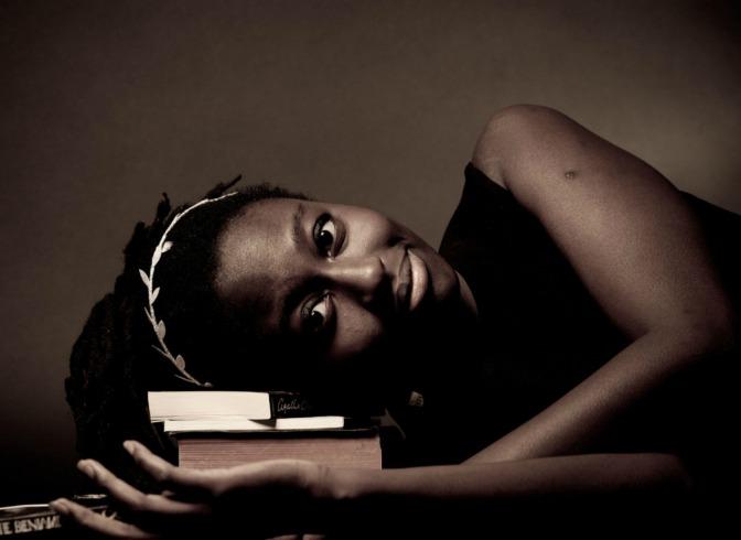 The Professionally Haunted Life Of Helen Oyeyemi