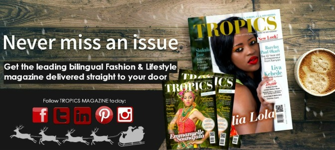 The December 2014 Table of Contents | Tropics Magazine
