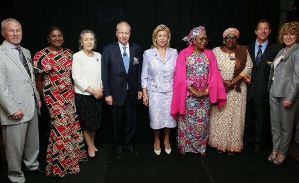 African First Ladies Advance Maternal Health Care Goals in Africa